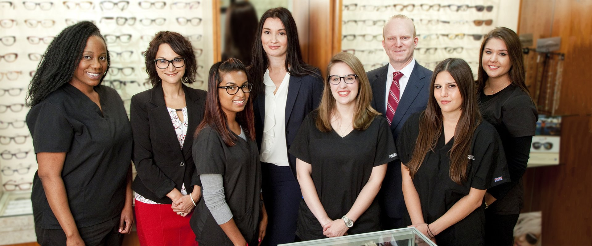 Associates in Ophthalmology Staff