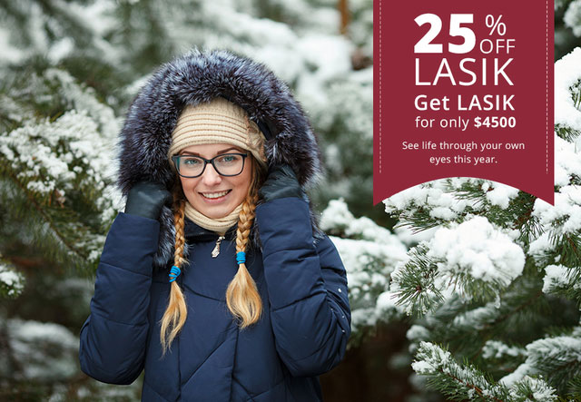 LASIK Special Offers